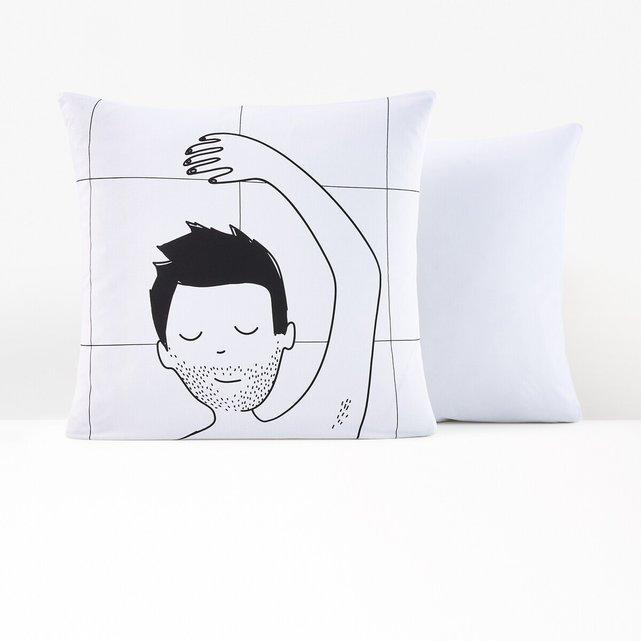 Βαμβακερή μαξιλαροθήκη, Sleepy Lovers Boy