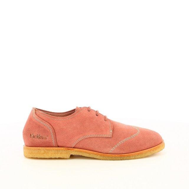 Δερμάτινα σουέτ παπούτσια, Kickou