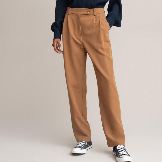 Slim παντελόνι με πένσες