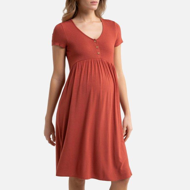 Νυχτικό εγκυμοσύνης από βιολογικό βαμβάκι