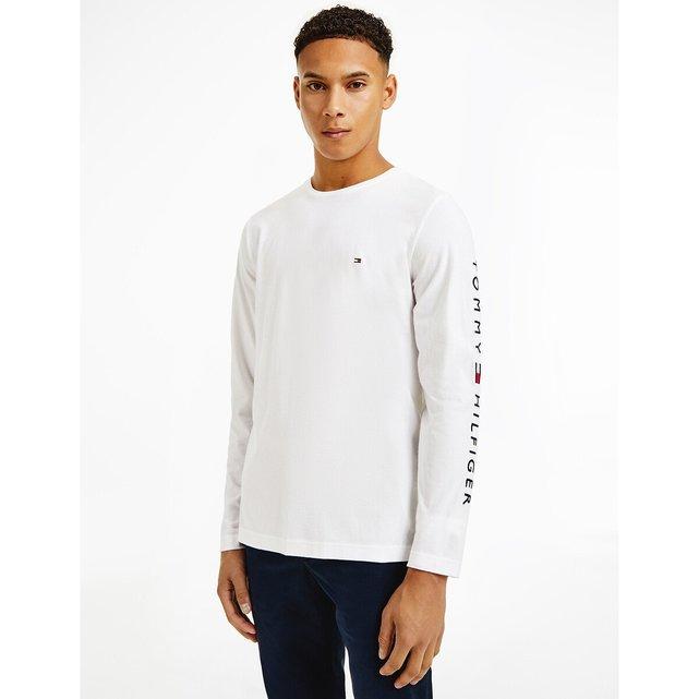 Μακρυμάνικη μπλούζα, Tommy Logo