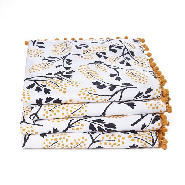 Πετσέτες φαγητού από προπλυμένο βαμβάκι, Suzy