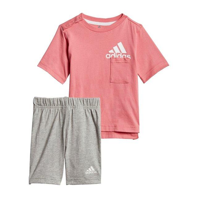 Σύνολο T-shirt και σορτς, 3 μηνών - 4 ετών