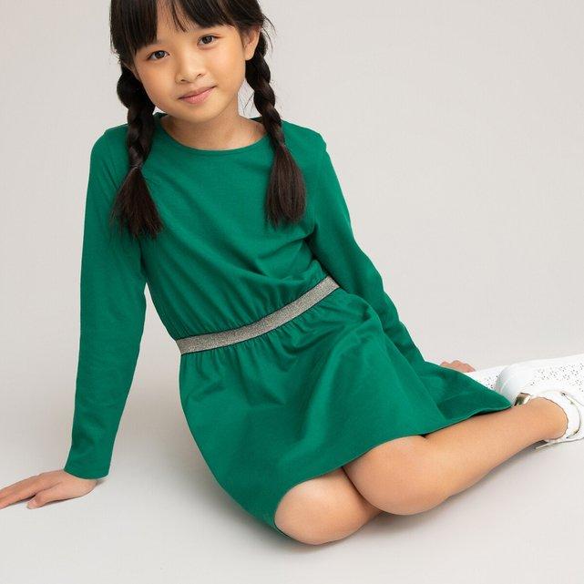 Μακρυμάνικo φόρεμα, 3-12 ετών