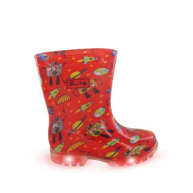 Μπότες, Cyborg Flash