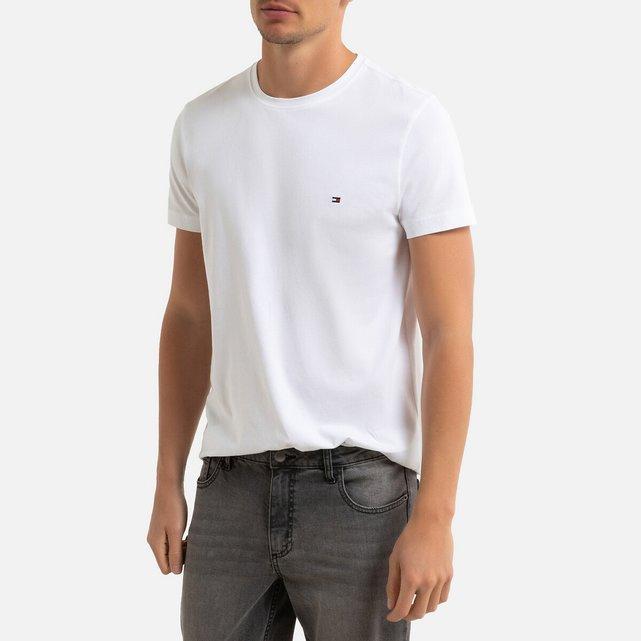 T-shirt σε slim στρετς γραμμή, Core