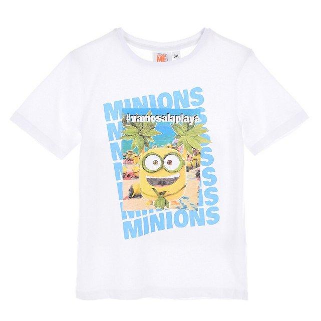 Κοντομάνικο T-shirt, 3-8 ετών