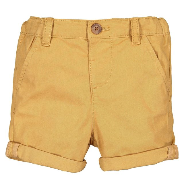 Short με λοξές τσέπες, 3 μηνών - 3 ετών