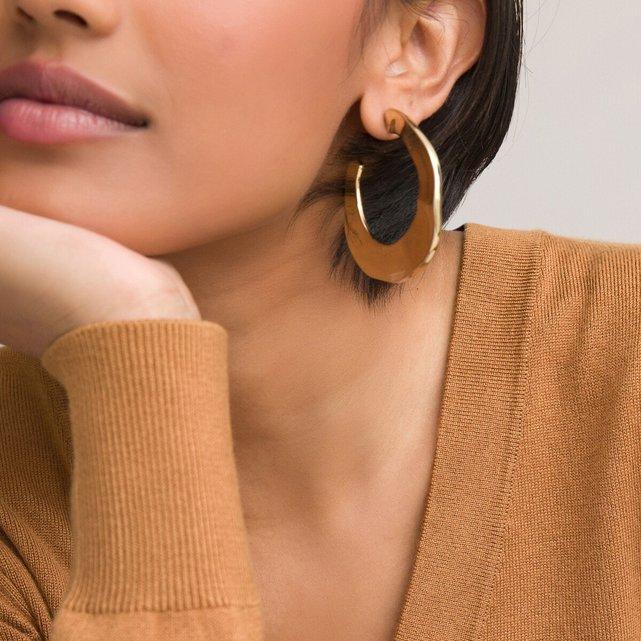 Κρεμαστά σκουλαρίκια-κρίκοι