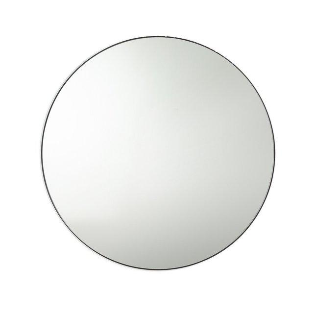 Στρογγυλός καθρέφτης από μέταλλο Δ90 εκ., Iodus