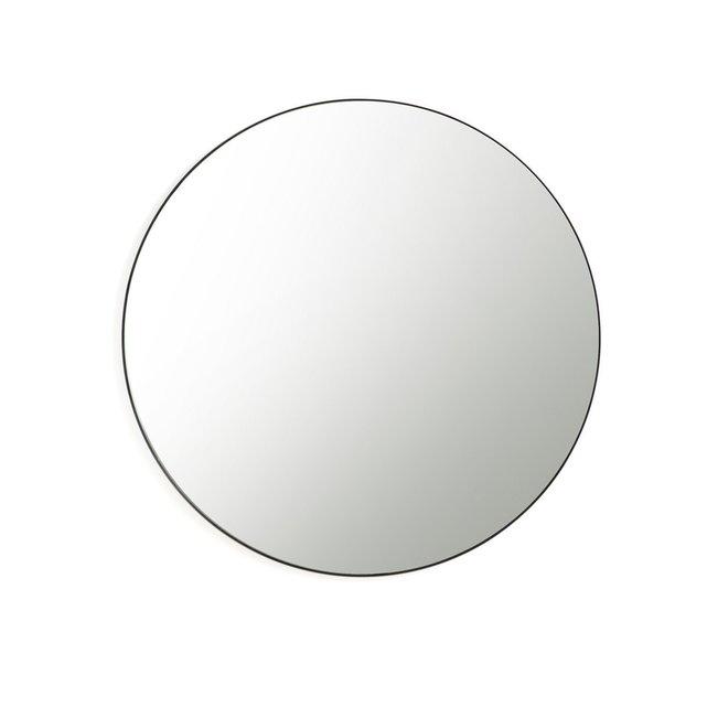 Στρογγυλός καθρέφτης από μέταλλο Δ120 εκ., Iodus