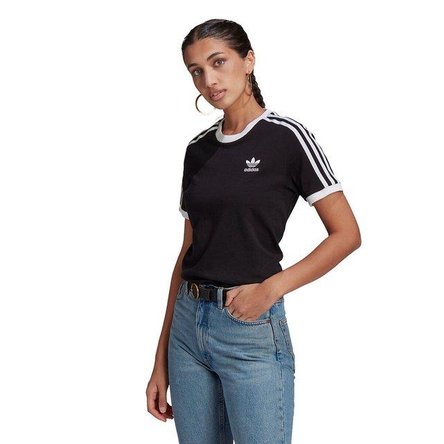 Μπλούζα με στρογγυλή λαιμόκοψη και λογότυπο