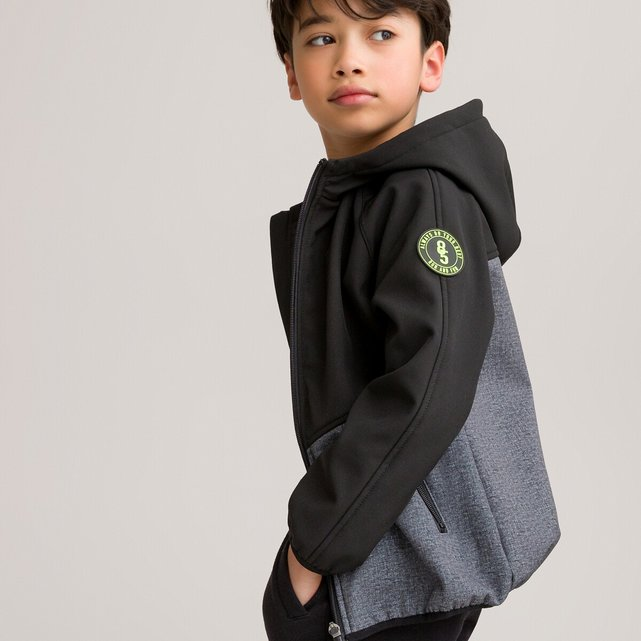 Μπουφάν με κουκούλα, 3-12 ετών