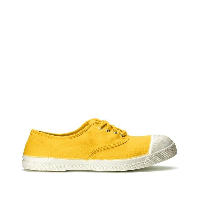 Πάνινα παπούτσια με κορδόνια