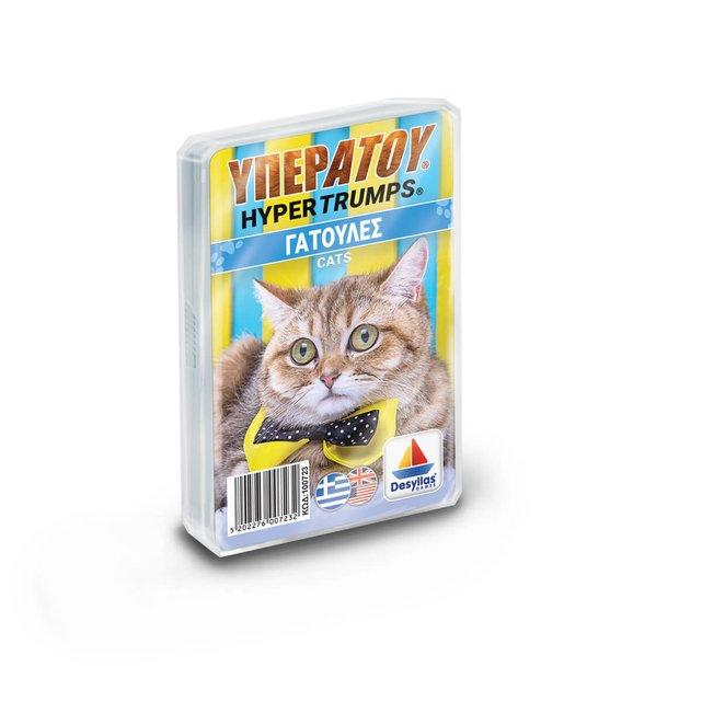 Display Υπερατου:100723 Γάτες (12 Τεμ)