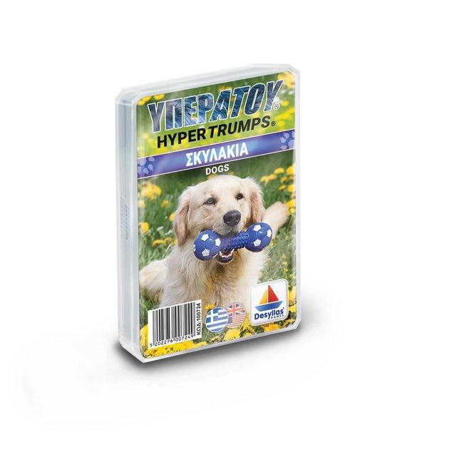 Display Υπερατου:100724 Σκύλοι (12 Τεμ)