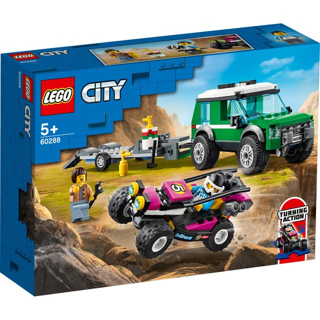 60288 Race Buggy Transporter
