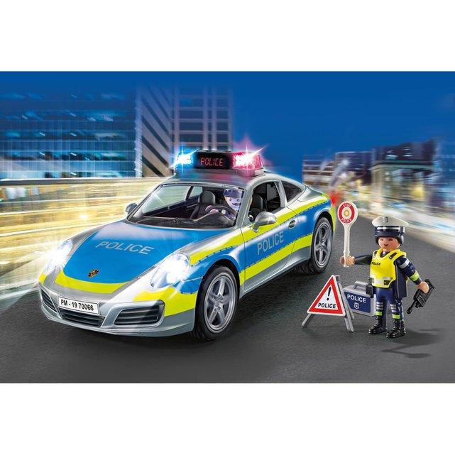 Porsche 911 Carrera 4S Αστυνομικό όχημα