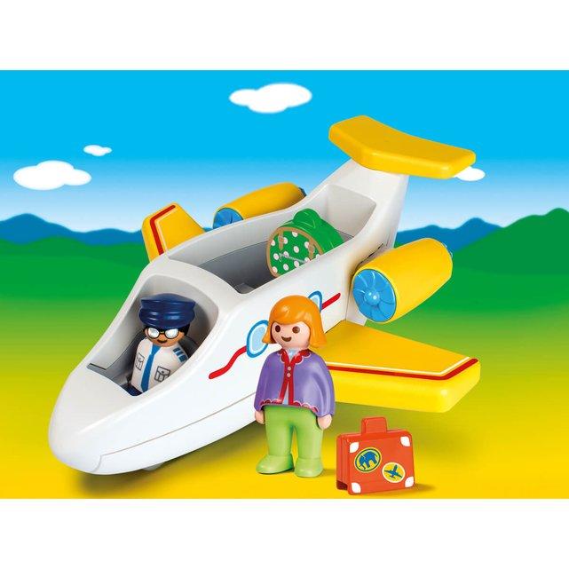 Αεροπλάνο με επιβάτη