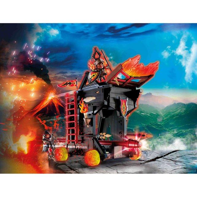 Πολιορκητική μηχανή φωτιάς του Burnham