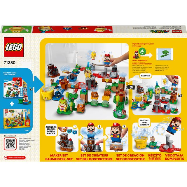 71380 Master Your Adventure Maker Set