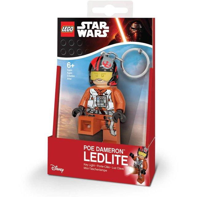 Lgl-Ke95 Lego Star Wars- Poe Dameron Key Light
