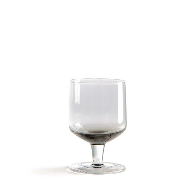 Σετ 6 ποτήρια με κολώνα, Staklo