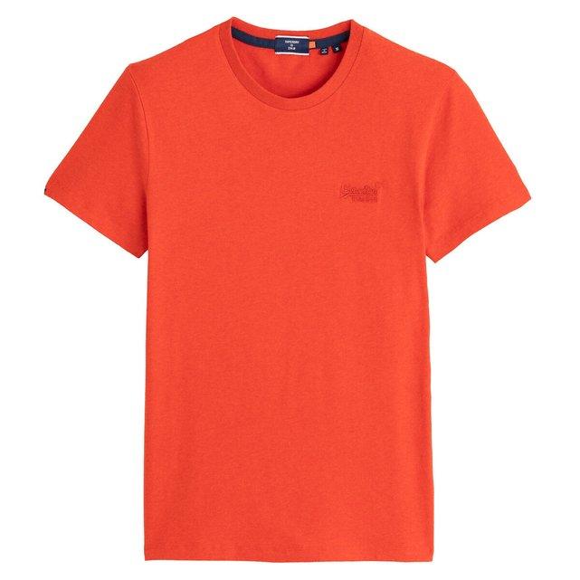 Κοντομάνικο T-shirt με στρογγυλή λαιμόκοψη, Orange Label Vintage