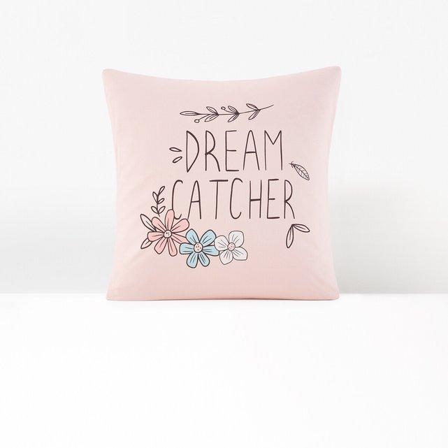 Μαξιλαροθήκη από βιολογικό βαμβάκι, Dream Catcher