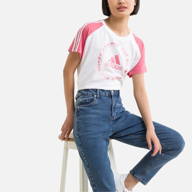 Κοντομάνικο T-shirt, 7 - 15 ετών