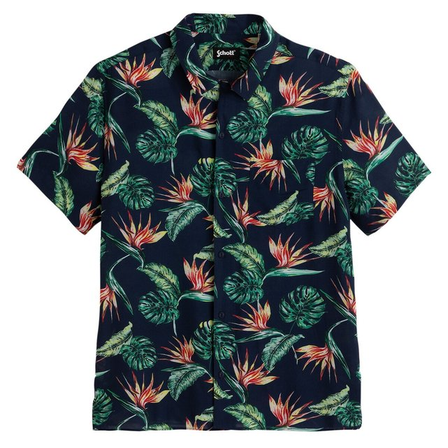 Κοντομάνικο φλοράλ πουκάμισο, Sh Rivera
