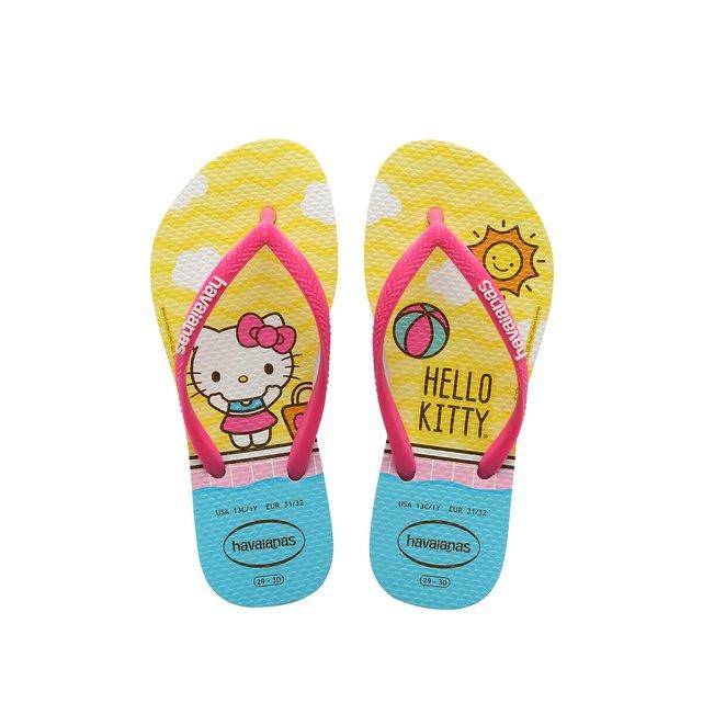 Σαγιονάρες Kids Slim Hello Kitty