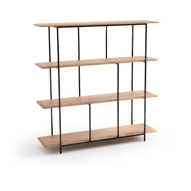 Βιβλιοθήκη από ξύλο δρυ, Jacobson