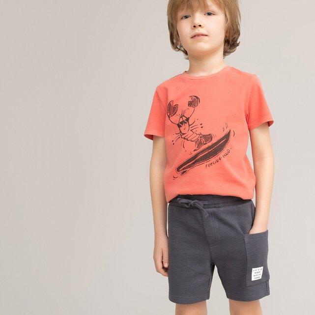 Μπλούζα από οργανικό βαμβάκι, 3-12 ετών