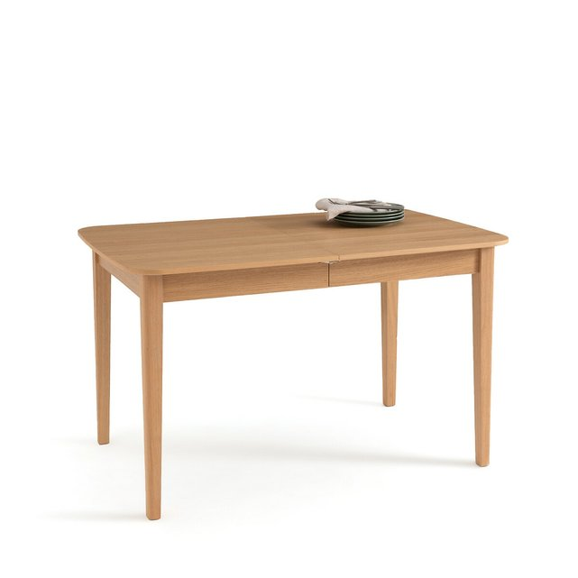 Τραπέζι κουζίνας 4|6 ατόμων με προέκταση, Wapong