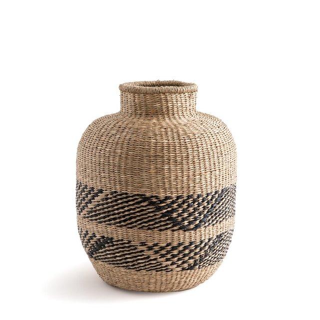 Διακοσμητικό βάζο από ψάθα, Maylon