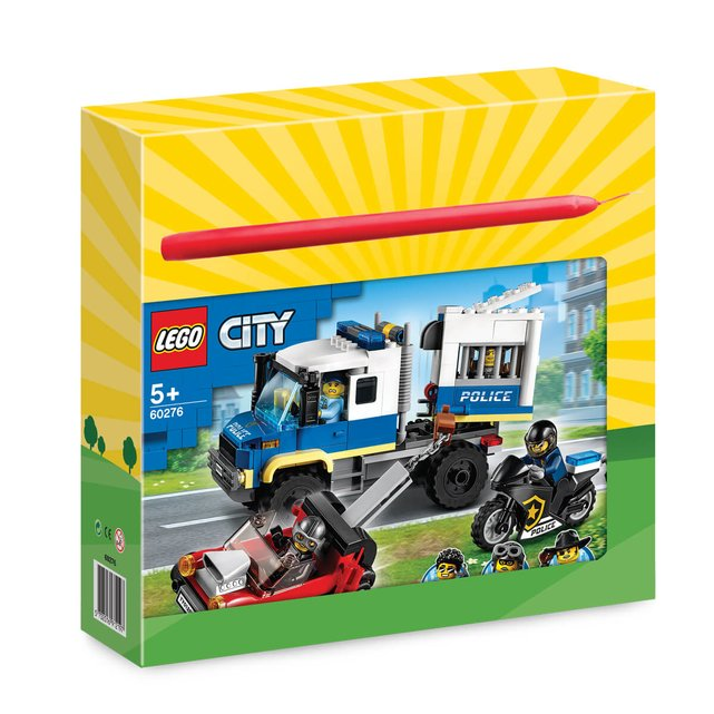 60276 Police Prisoner Transport