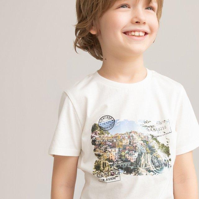 Μπλούζα από βιολογικό βαμβάκι, 3-12 ετών