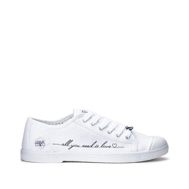 Πάνινα αθλητικά παπούτσια, Basic 02 Love