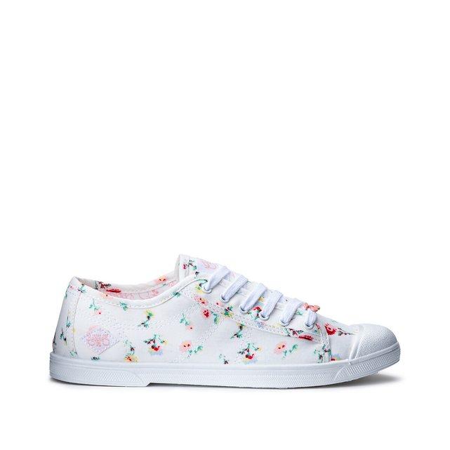 Πάνινα αθλητικά παπούτσια, Basic 02 Tila White