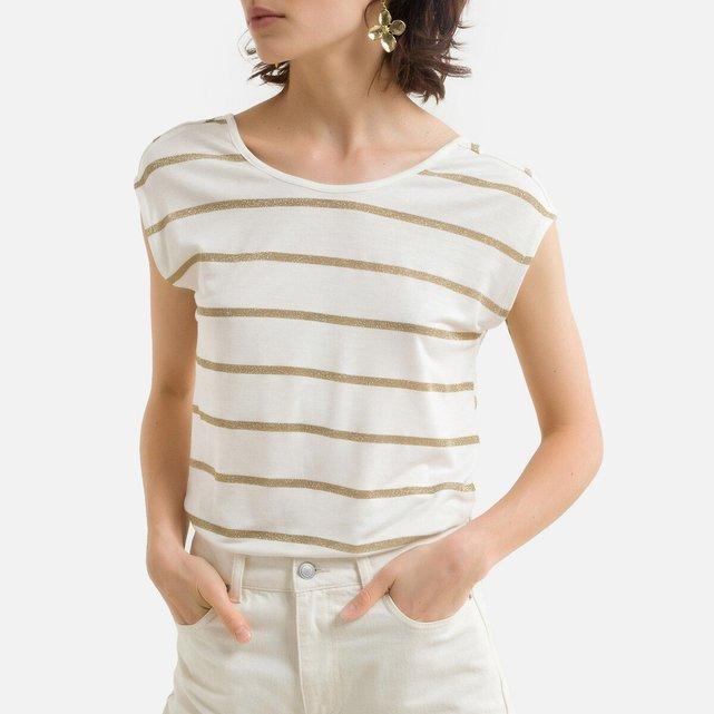 Ριγέ μπλούζα