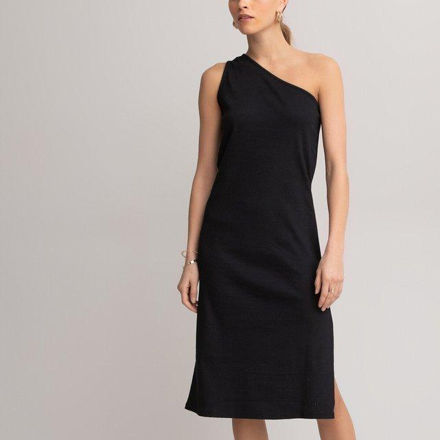 Ίσιο έξωμο φόρεμα