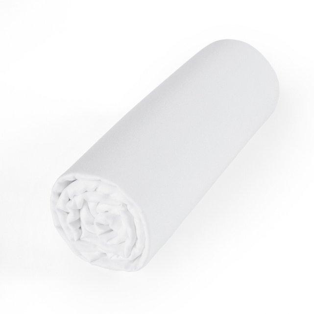 Σεντόνι με λάστιχο από βαμβακερό σατέν lyocell, Satina