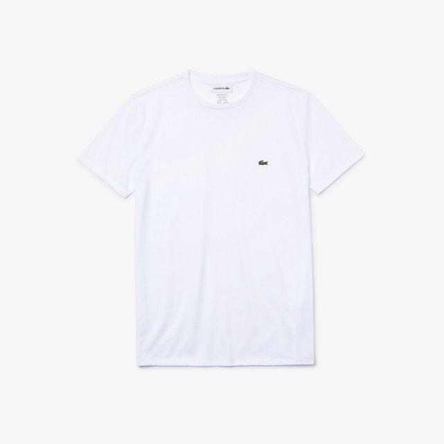 Κοντομάνικο T-shirt από βαμβακερό ζέρσεϊ