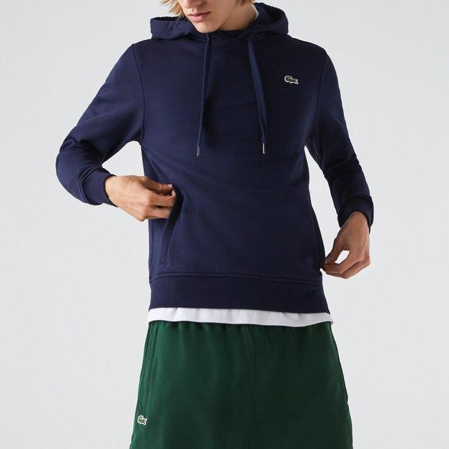 Φούτερ με κουκούλα, Lacoste Sport