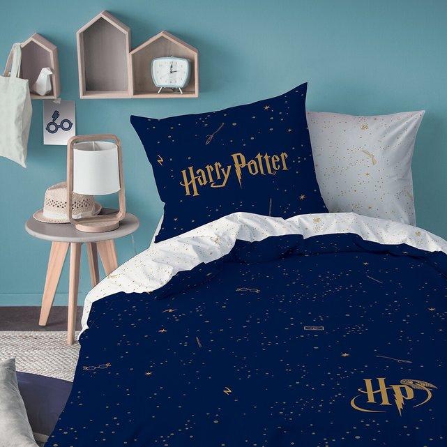Παιδικό σετ παπλωματοθήκη + μαξιλαροθήκη, Harry Potter Iconic
