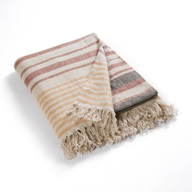 Λινή πετσέτα χαμάμ με ρίγες, Balia