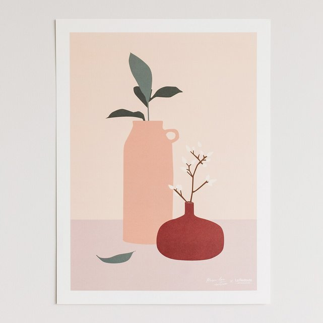 Αφίσα Marie-Lou Creation X La Redoute Interieurs