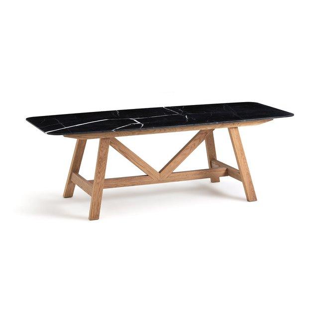 Τραπέζι από μάρμαρο Buondi, σχεδίασης E. Gallina