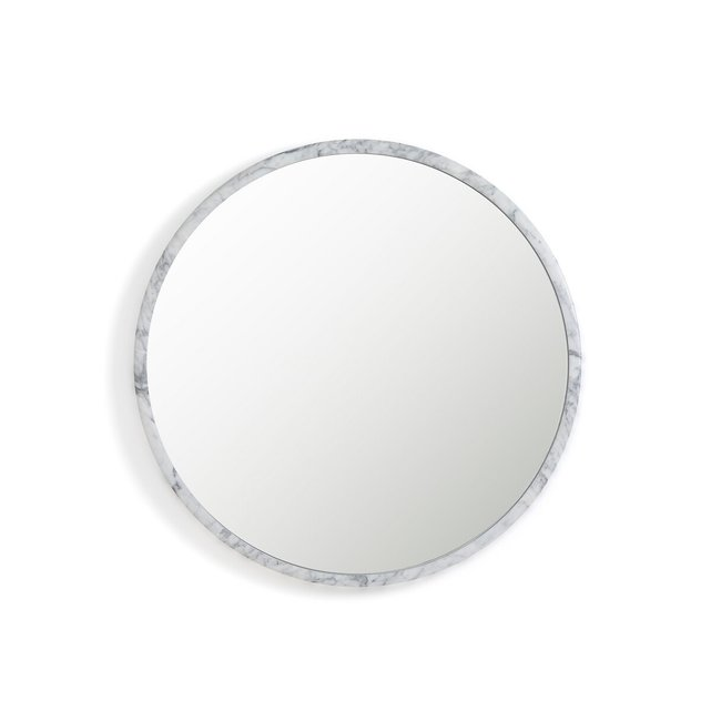 Μαρμάρινος καθρέφτης Δ80 εκ., Martika